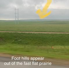 Hills  in Alberta