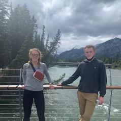 Arrived in Banff!
