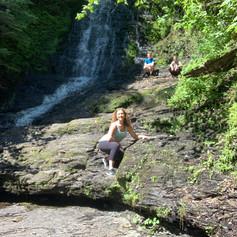 Kakabeca Falls Provinical Park