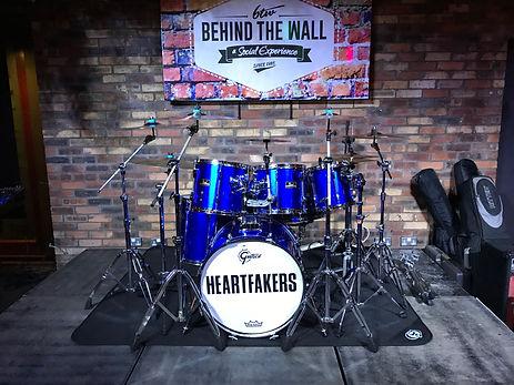 Heatfakers drum kit