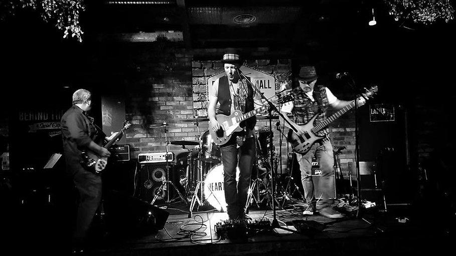 Tam Petty Live In Falkir
