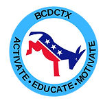 "logo ""burnet county democratic club"" bcdctx"
