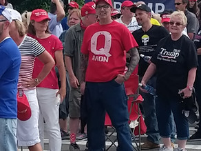 QAnon: Bizarre Conspiracy Theory? Alternate Reality Game? Huge Social Experiment? Or Worse?