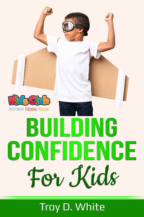 Building Confidence for Kids eBook