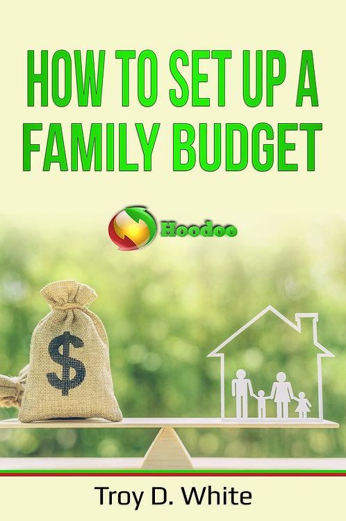 How to Set Up a Family Budget eBook