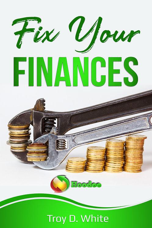 Fix Your Finances eBook