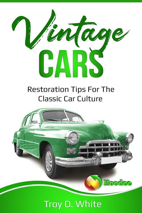 Vintage Cars Restoration eBook