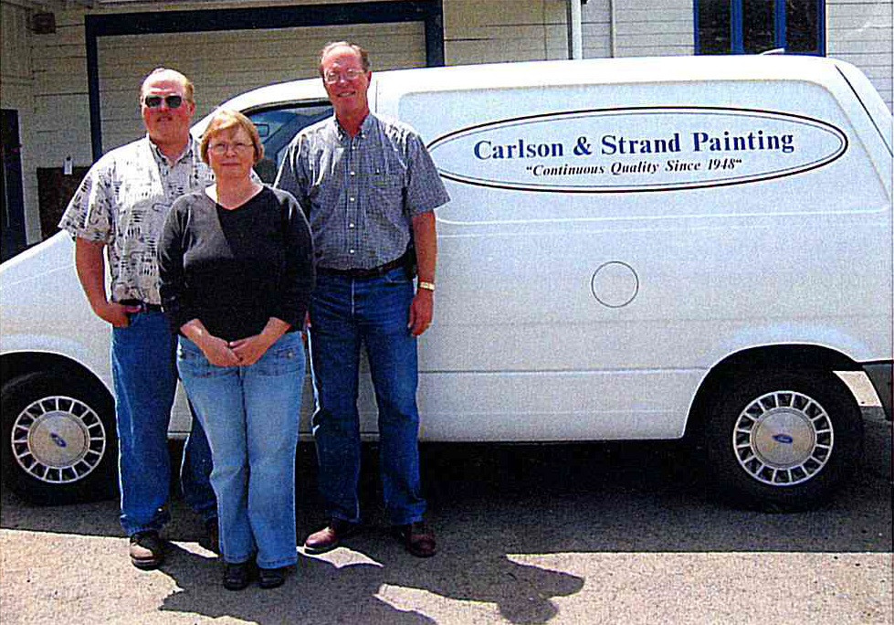 Carlson and Strand Painting, a Family Business