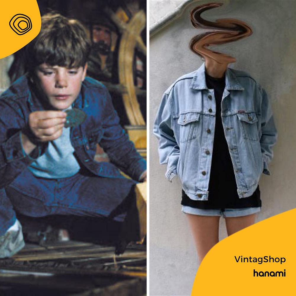 vintag vintage carrera jeans giacca