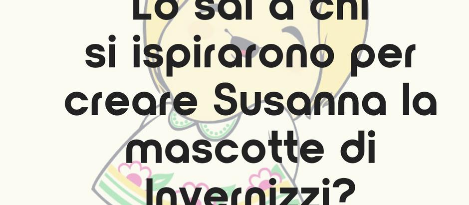 Lo sai a chi si ispirarono per creare Susanna la mascotte di Invernizzi?
