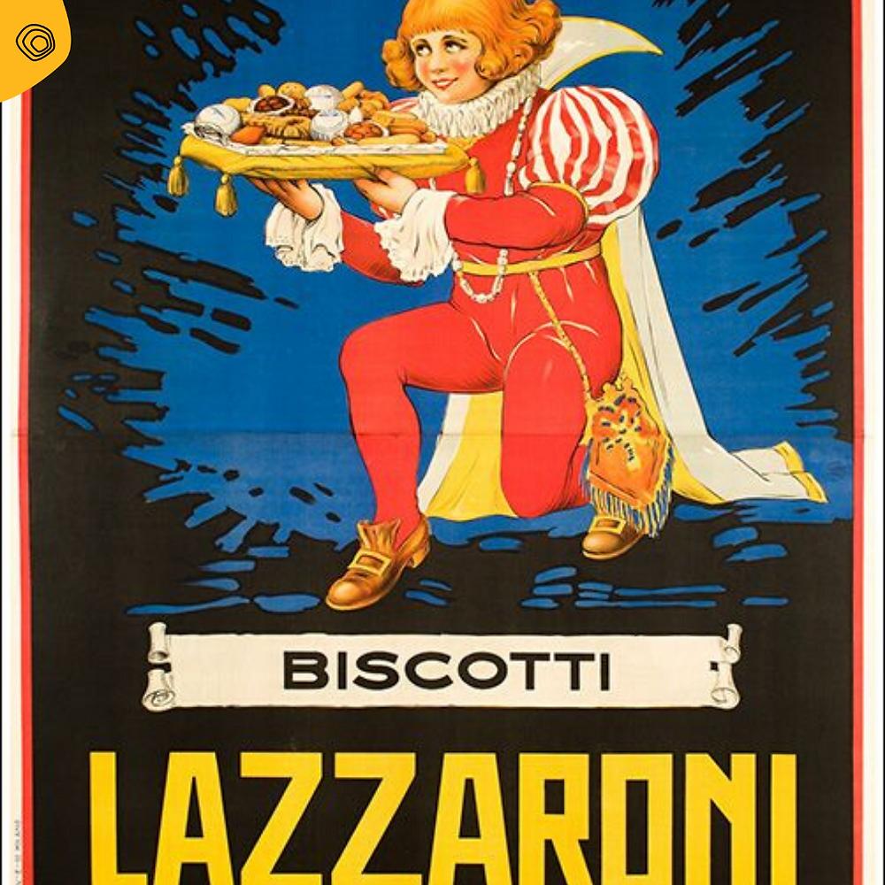 vintag vintage Lazzaroni giorgio Muggiani 1928
