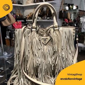 vintag Prada shopping vintage