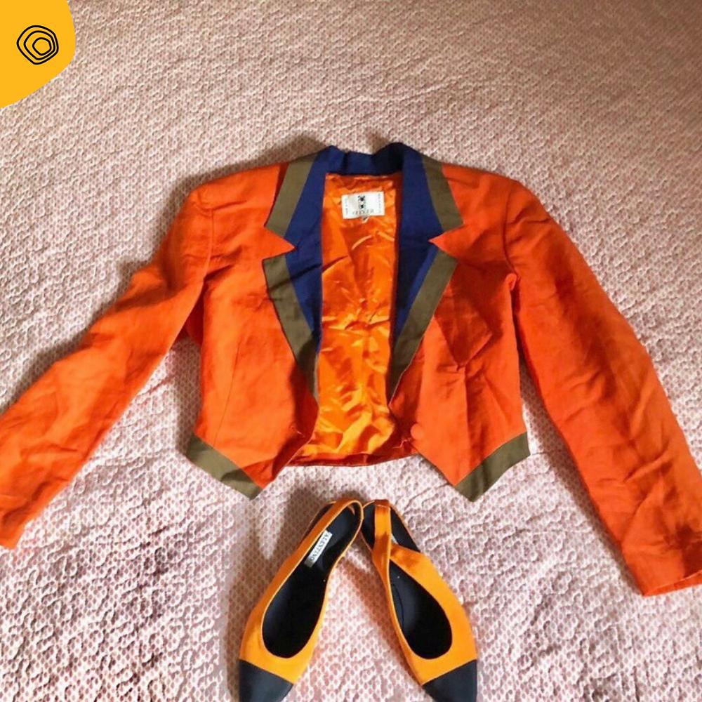 vintag valentino vintage giacca