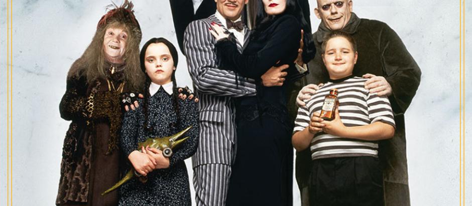 LA FAMIGLIA ADDAMS (1991 - 1993)