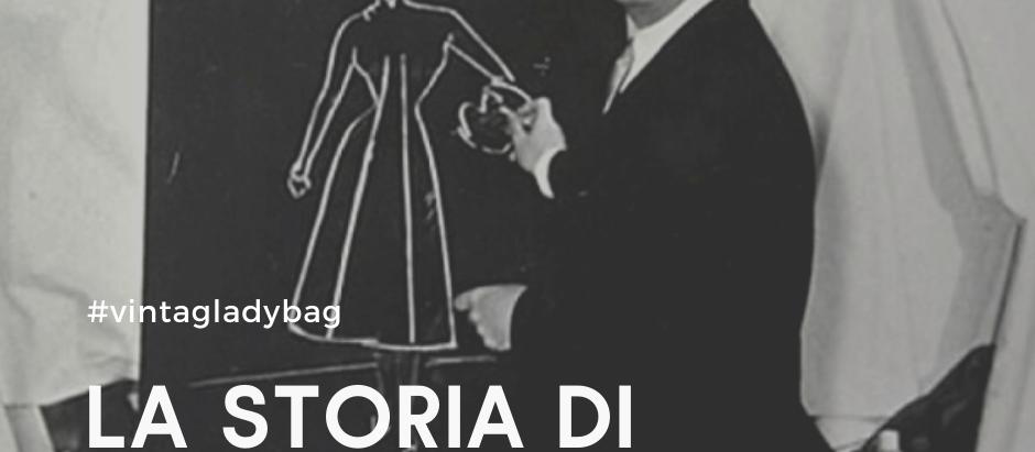 La storia di Christian Dior