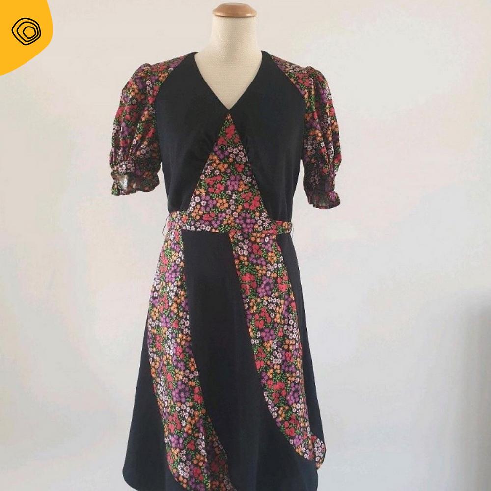 vintag vintage abito anni70