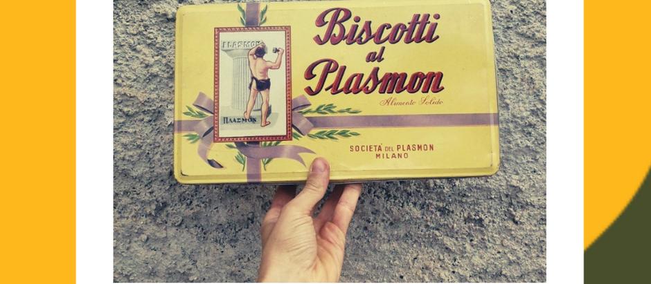 La storia dei Plasmon, i biscotti più amati dai bambini