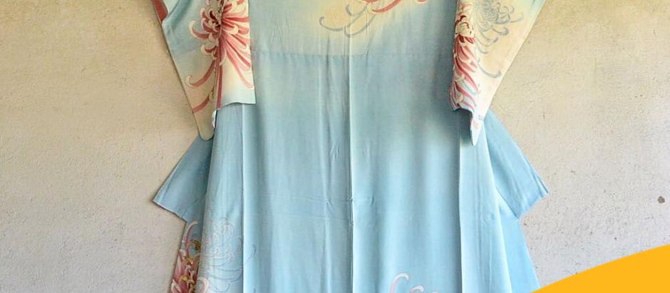 Kimono... cosa vuol dire?