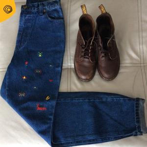 vintag roy roger's jeans anni 80 vintage