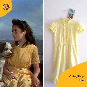 vintag vintage anni 70 abito