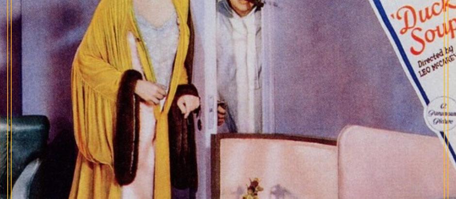 LA GUERRA LAMPO DEI FRATELLI MARX (DUCK SOUP 1933)