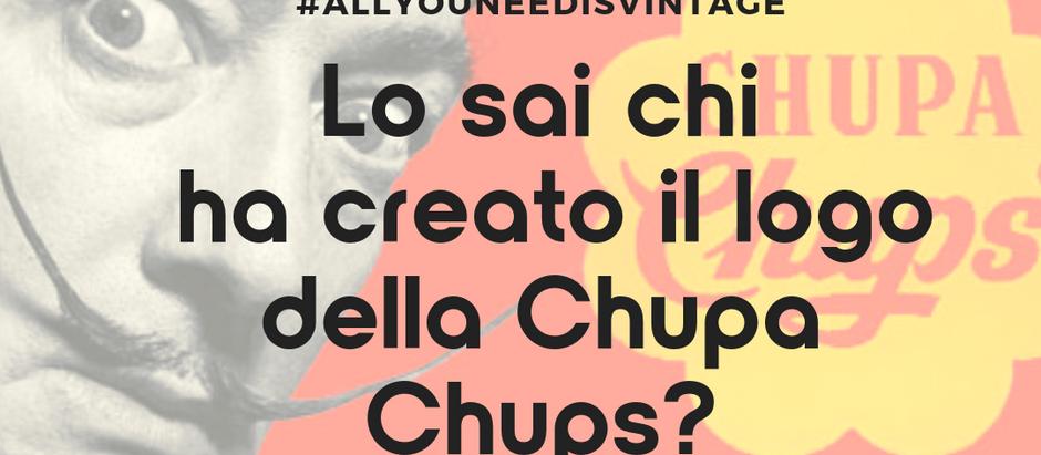 Lo sai chi ha creato il logo della Chupa Chups?
