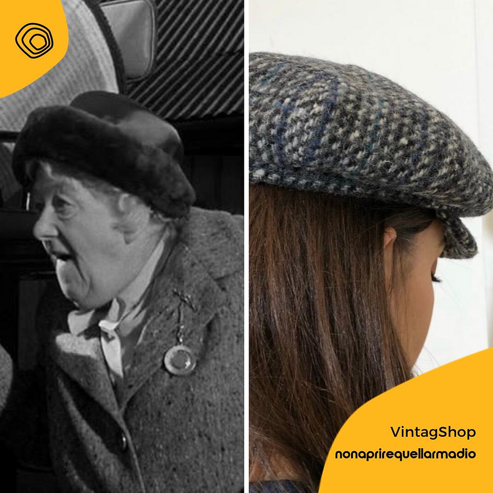 vintag vintage cappello Borsalino