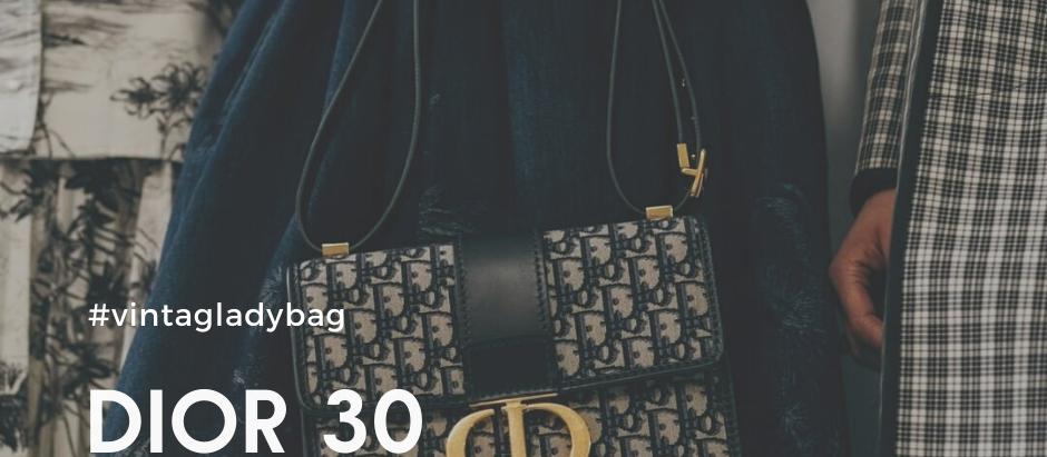 Christian DIOR: 30 Montaigne BAG