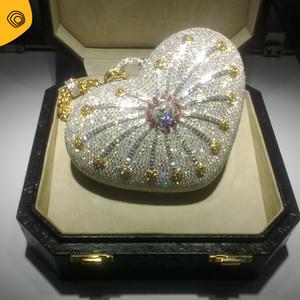 vintag vintage 1001 diamond night purse