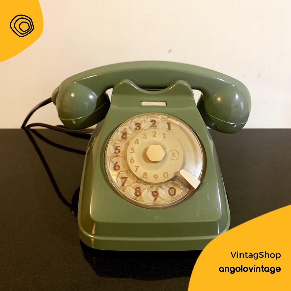 vintag vintage telefono fisso s62 sip telecom