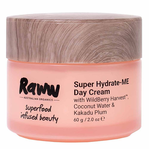 Raww Super Hydrate Day Cream (60g)