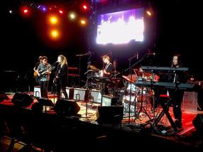 Soundcheck at Carson Soundstage