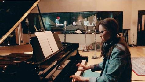 At NRG studios