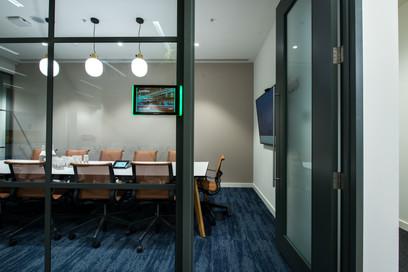 Meeting Room Booking Panel