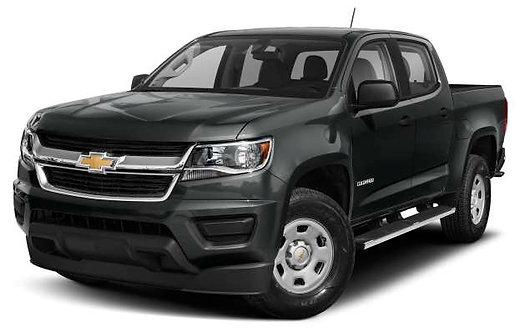 2019 Chevrolet Colorado Crew Cab LT