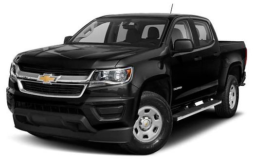2019 Chevrolet Colorado Crew Cab LT