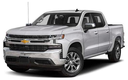 2019 Chevrolet Silverado Crew LT 2.7L