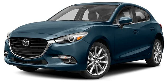 2018 Mazda 3 GT Hatch Premium Package