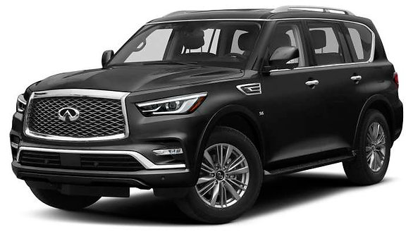 2019 Infiniti QX80 Luxury AWD