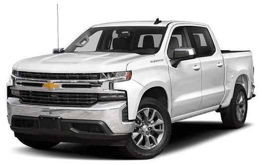 2019 Chevrolet Silverado Crew 5.3L