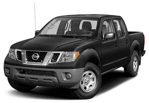 2019 Nissan Frontier Pro-4X 4WD