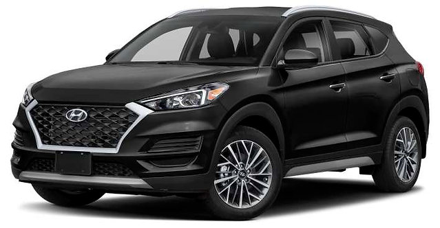 2019 Hyundai Tucson Preferred 2.0L AWD