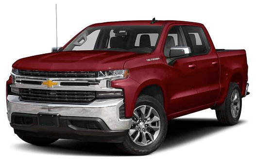 2019 Chevrolet Silverado Crew Cab LT 5.3L