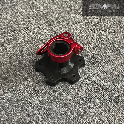 SIMFAI QXR Quick Release Kit - 3D Printed