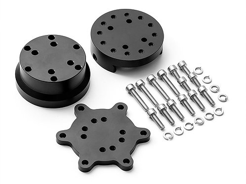 SC Quick Release Wheel side Kit - Revision 2