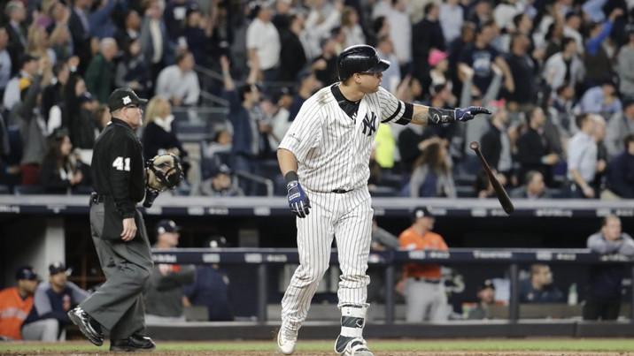 Los Yankees se ponen a uno de la Serie Mundial