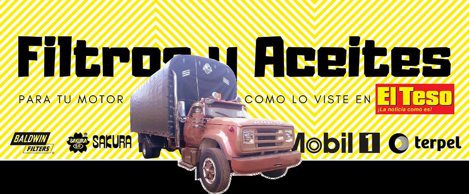 Filtros y Aceites para Dodge 600 dobletroque en Arjona. Nuevo servicio a domicilio Digabe Filtros