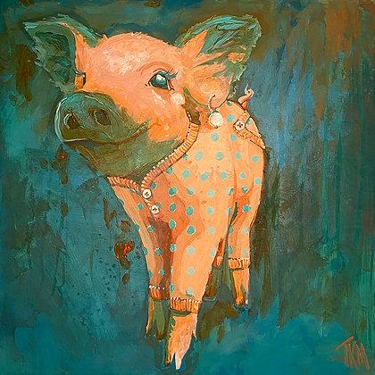 Piglet in Pajamas (APO #12)
