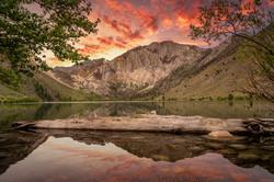 Convict Lake Sunset1 6-2020small