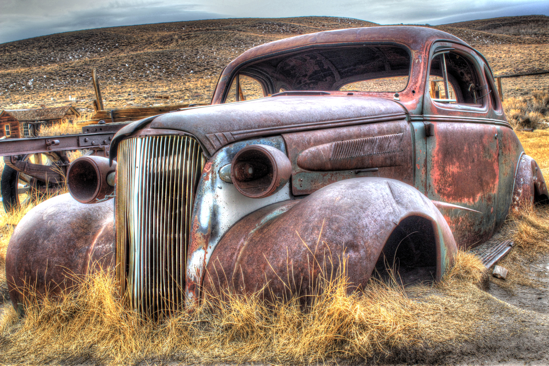 Photo of Car, Bodie, California